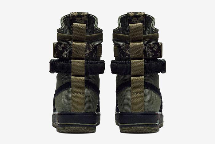 Nike Sf Af1 High 864024 004 6 Sneaker Freaker