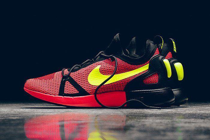 Nike Duel Racer Crimson Volt 7