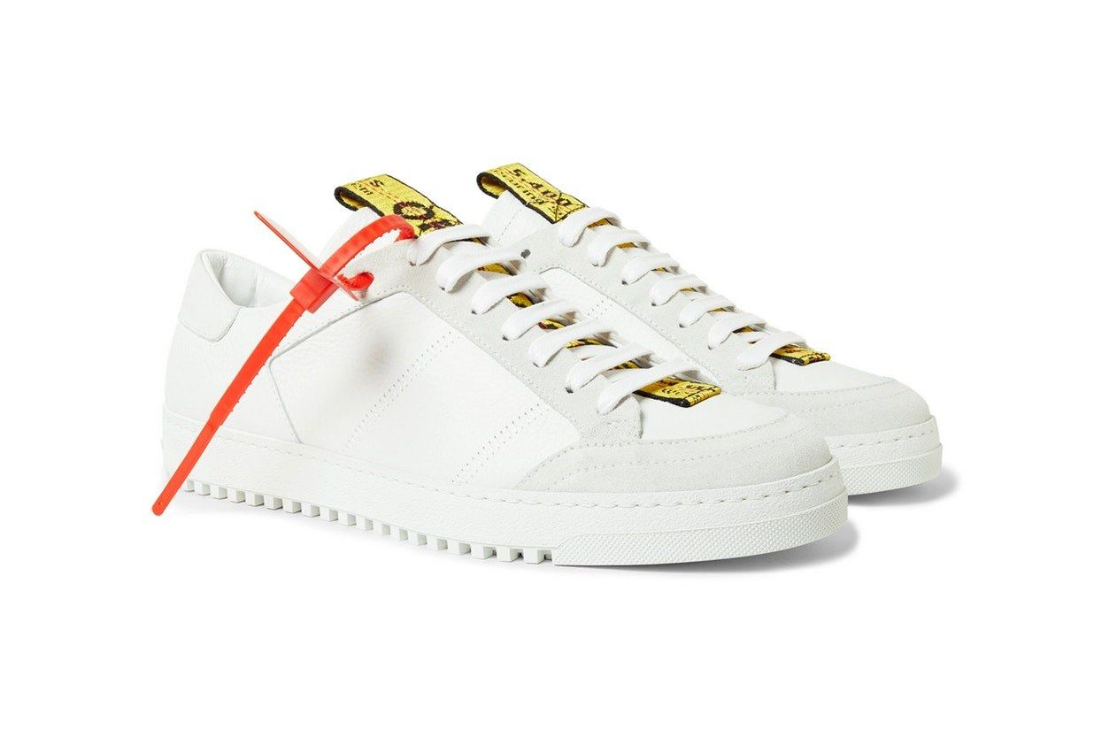 Off White New Spring Summer 2018 Footwear 03