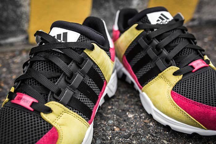 Adidas Eqt Support 93 Lush Pink 6