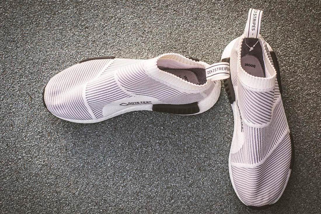 Adidas Nmd City Sock Gore Tex 6