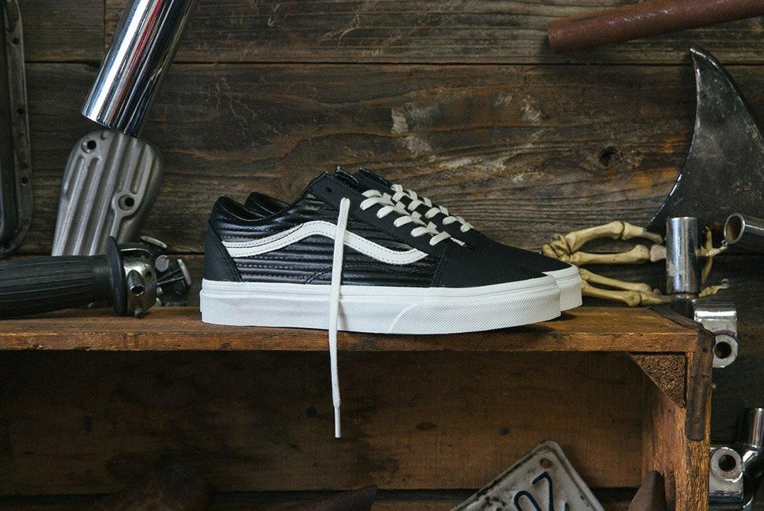 Vans Moto Leather Collection 7