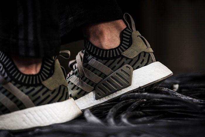 Adidas Nmd R2 On Foot 7