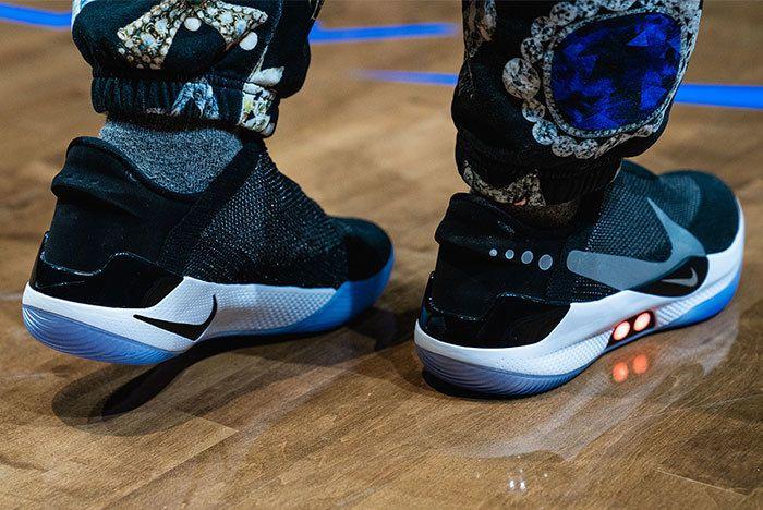 Nike Adapt Bb Up Close Sneaker Freaker2