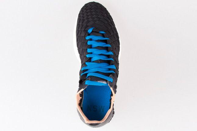 Nike Inevva Woven Sp White Label Pack Black Top 1