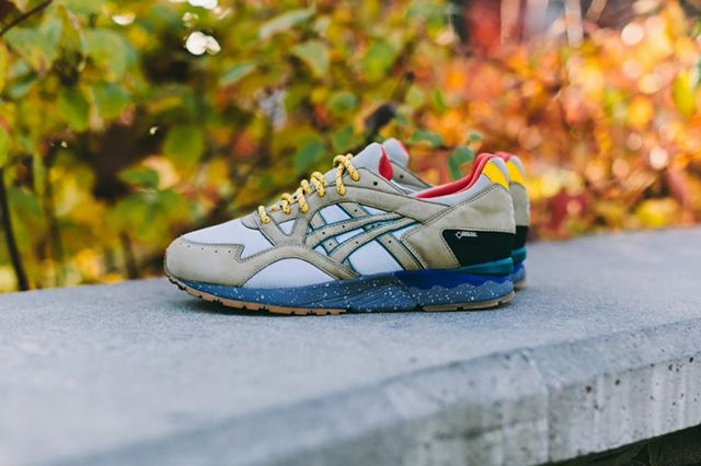 A Closer Look At The Bodega X Asics Gel Lyte V Geocached 1