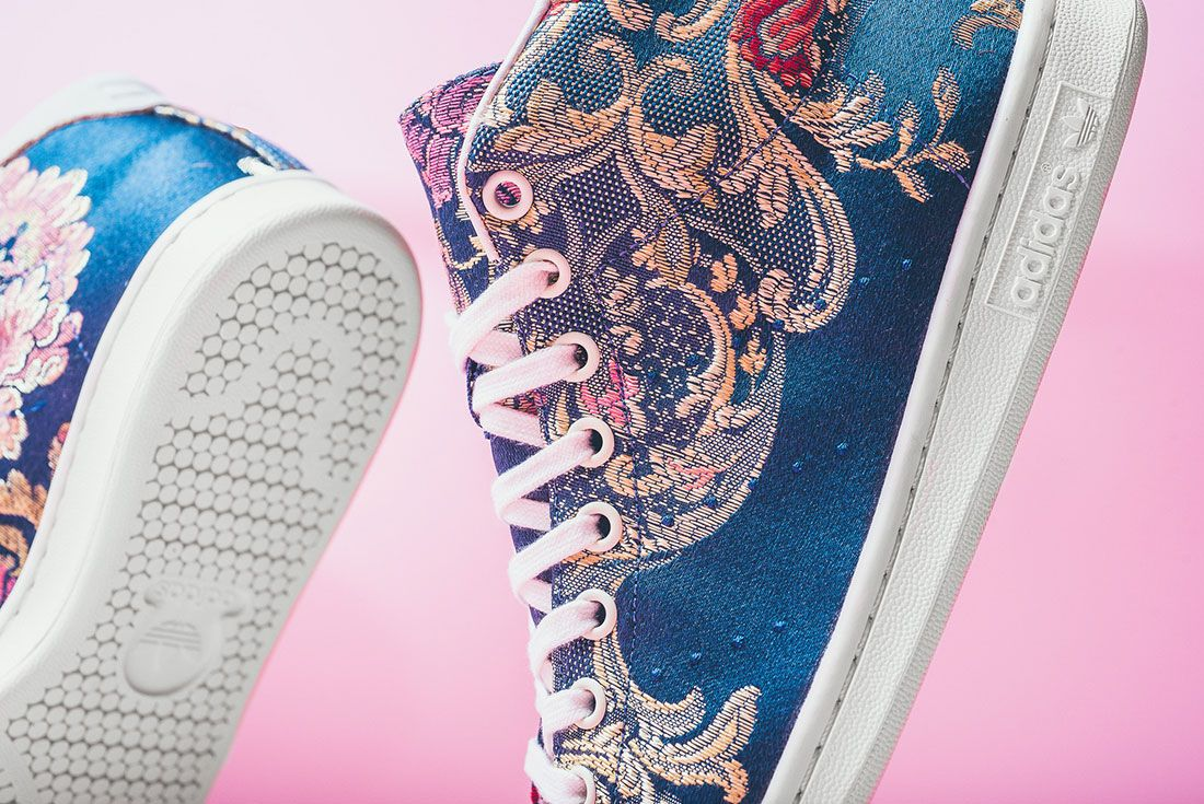 Pharrell Williams X Adidas Stan Smith Jacquard Pack 2 0 6