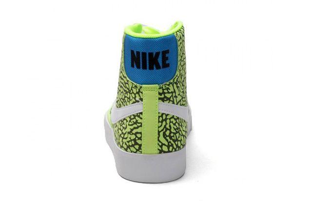 Nike Blazer Volt Elephant 1