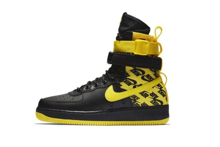 2 Nike Sf Af 1 Sneaker Freaker