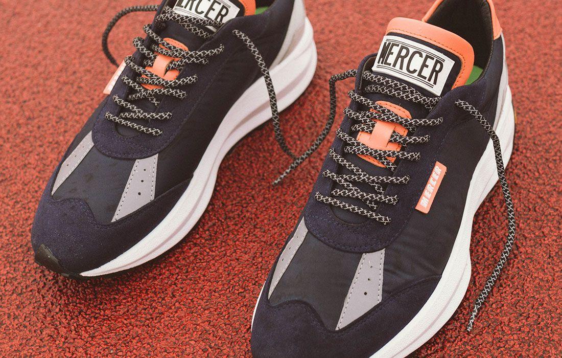 Mercer Sneakers Vegan 1