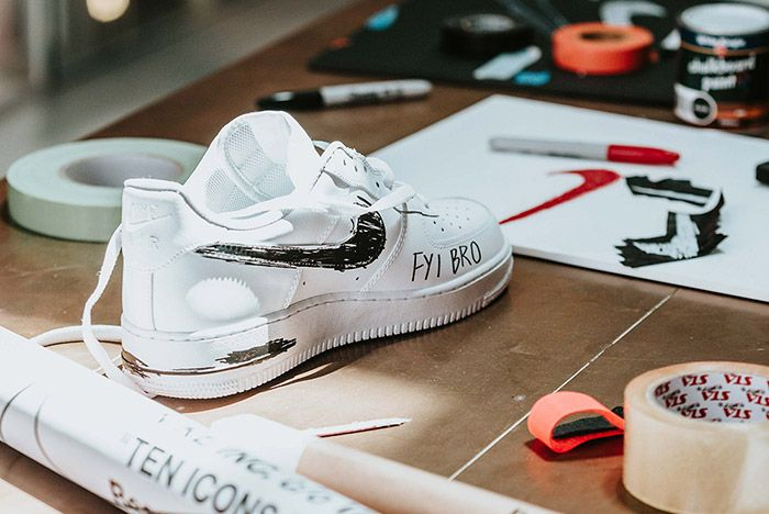 Supply Off White Nike Top Tenpop Up Small