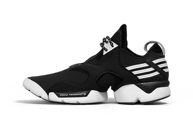 Y 3 2015 Spring Summer Footwear Collection 01