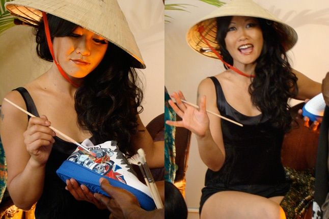 Miss Saigon Customs Interview 4