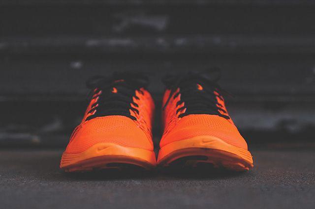 Nike Lunaracer 3 Total Orange 2