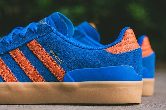 Adidas Skate Buseinitz Vulc Knicks 2