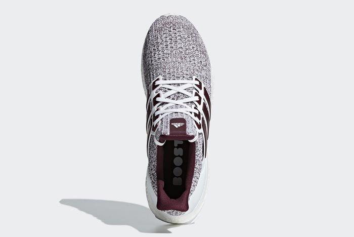 Adidas Ultraboost 4 Maroon 5