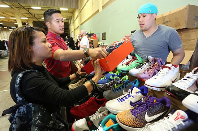 Sneaker Con Nola Recap 43