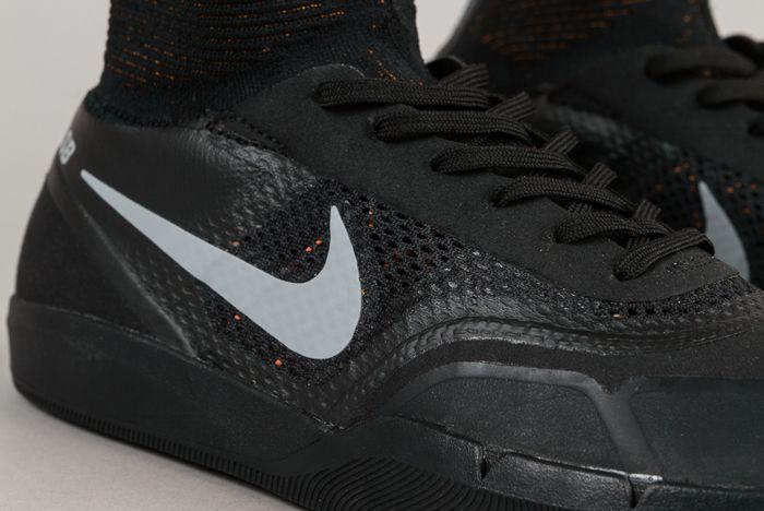 Nike Sb Koston 3 Hyperfeel Xt Black Clay Orange5