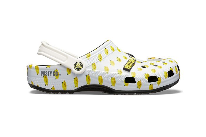 Post Malone Crocs Colab 1