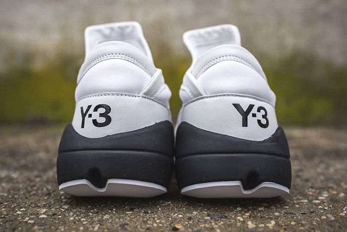 Adidas Y 3 Future Low Crystal White 2