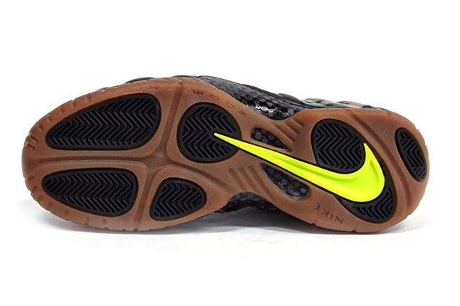 Nike Air Foamposite Pro Green Camo 4 1