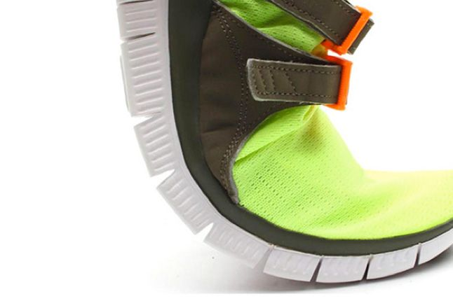 Nike Free Sock Racer Candy Pack Volt Sole 1
