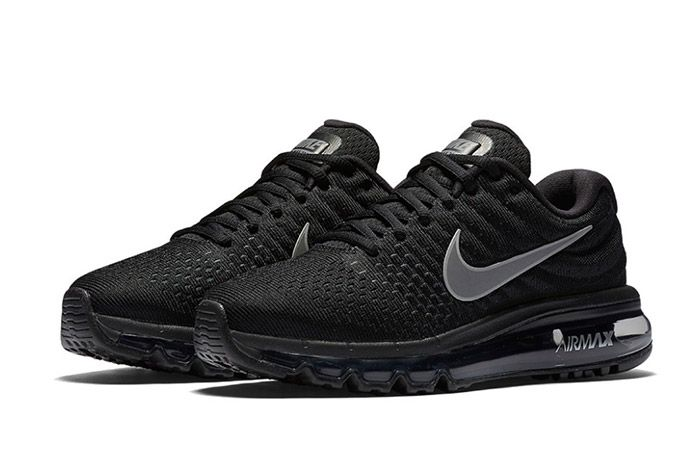 Nike Air Max 2017 Black Small
