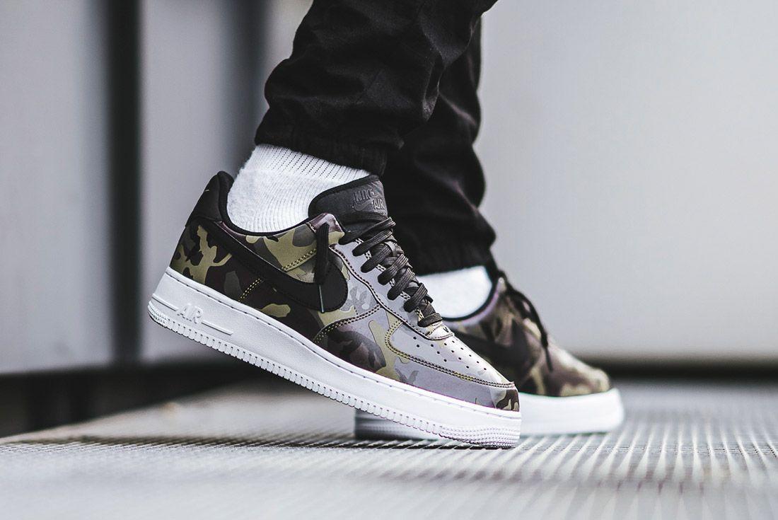 Nike Air Force 1 Camo Pack 4