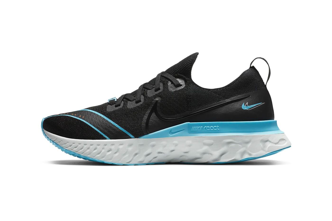 Nike React Infinity Run Blue Fury