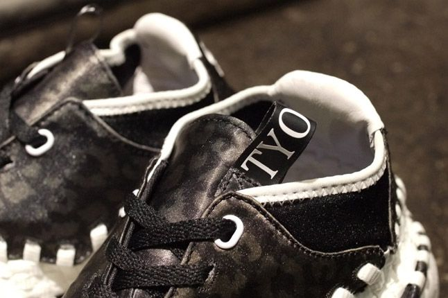 Nike Footscape Woven Chukka Motion Mita Leopard Tongue 1