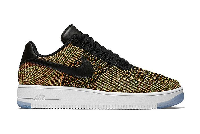 Nike Air Force 1 Low Ultra Flyknit Gold