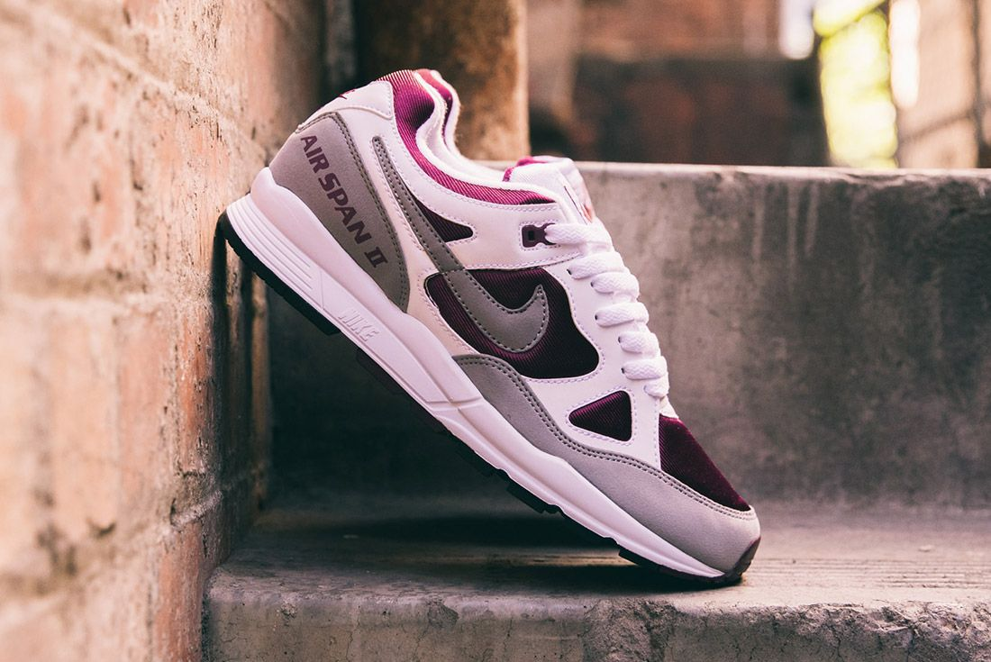 Nike Air Span Ii Retro 2018 Sneaker Freaker 6