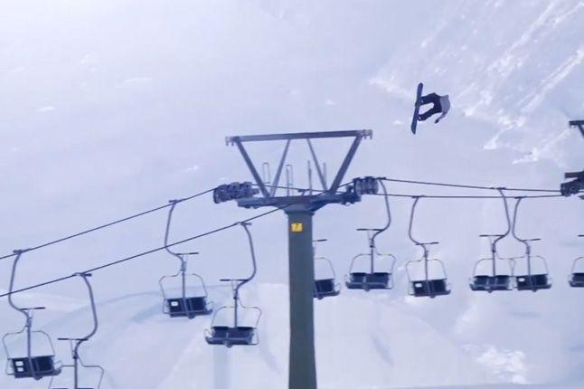 Nike Snowboarding Brad Kremer 1
