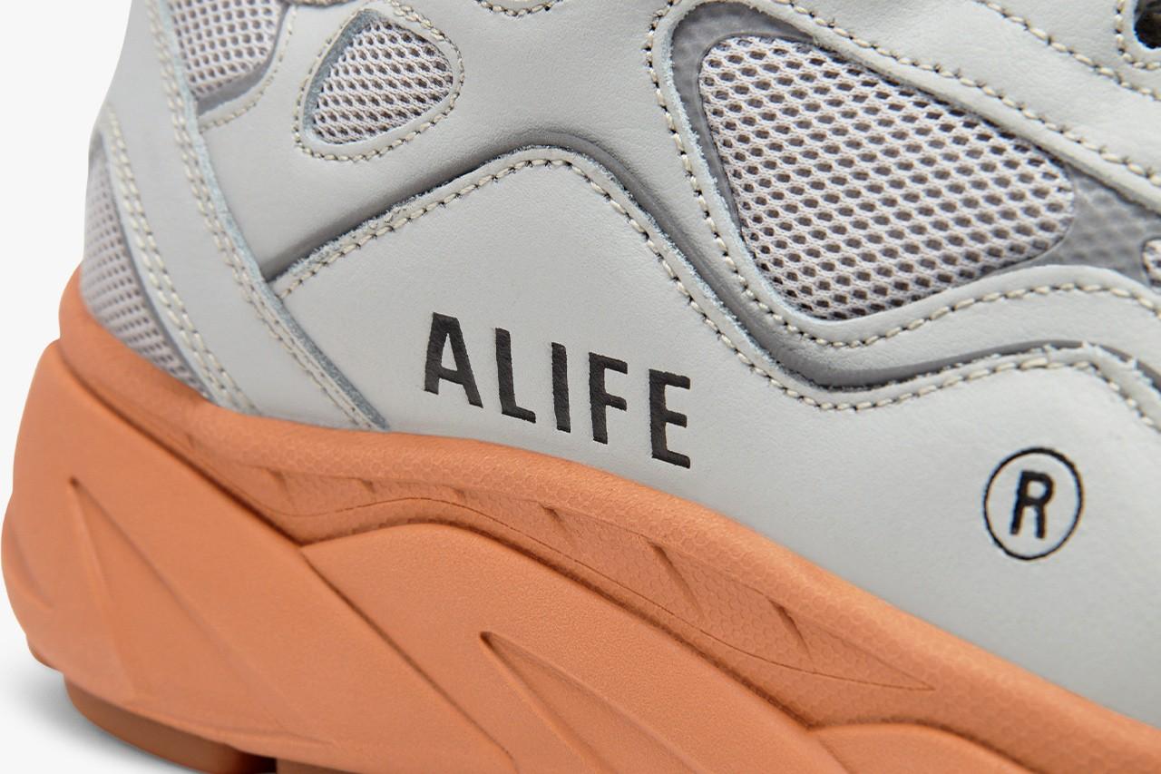 Alife x FILA Trigate
