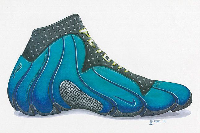 The Making Of The Nike Flightposite 6 1
