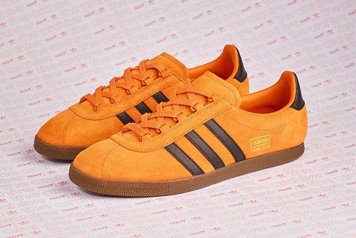 Trimm Star Orange Black 6 Sneaker Freaker