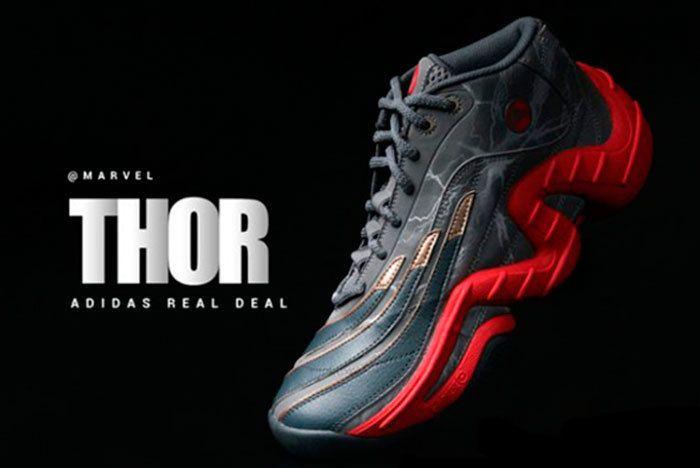 Adidas Avengers Pack Sneaker Freaker 5