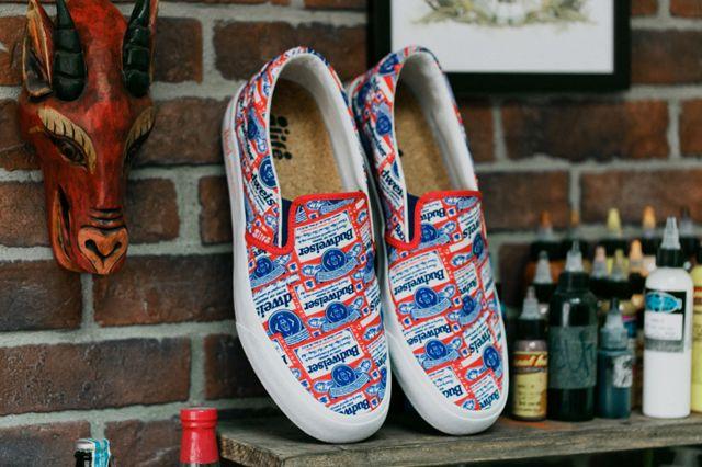 Budweiser X Alife 2014 Footwear Collection 9