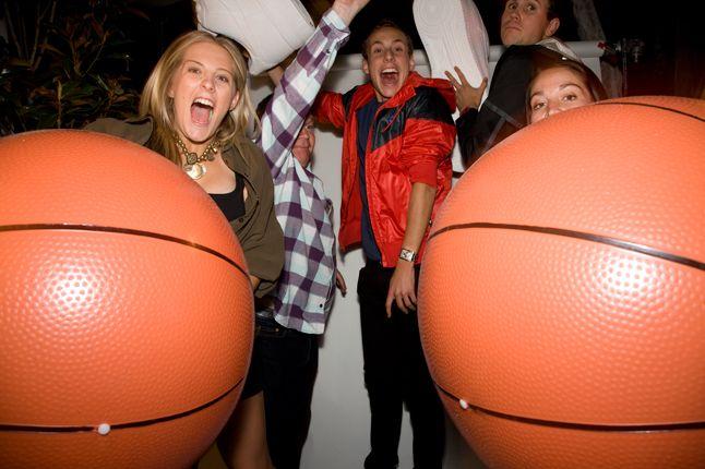 Nike Sydney Balls 1