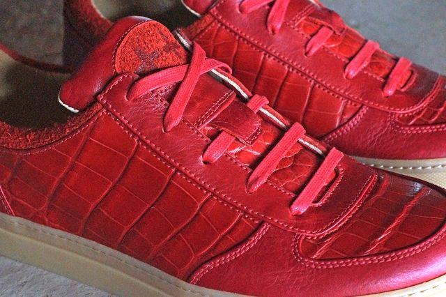 Jbf Customs Alligator Crimson Primo Low 2