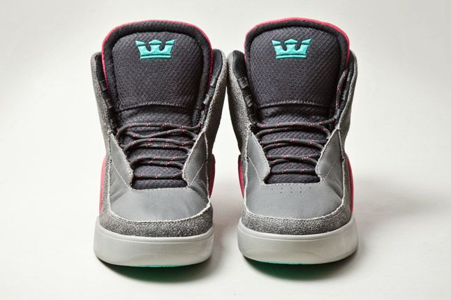 Spectre By Supra Grey Red Teal 5 1
