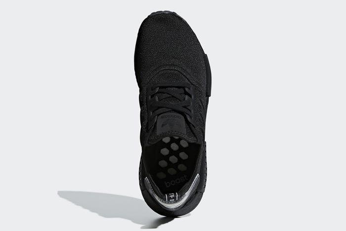 Adidas Nmd R1 Black 4