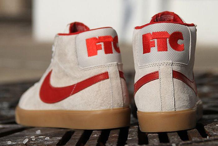 Ftc X Nike Sb Blazer11