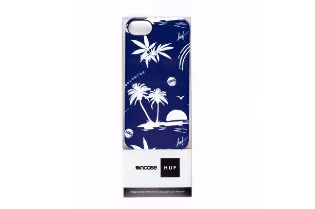 Huf Incase Iphone5 Case Hawaiian Packaged 1