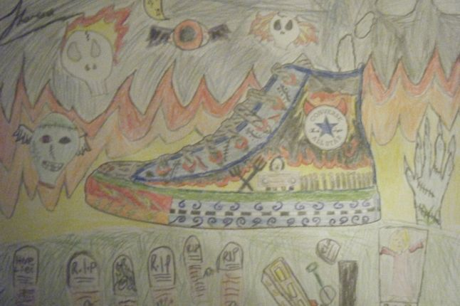 Foot Locker Worlds Richest Colouring Competition 12 1