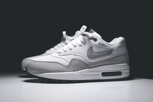 Nike Air Max 1 Wmns White Grey Mist 4