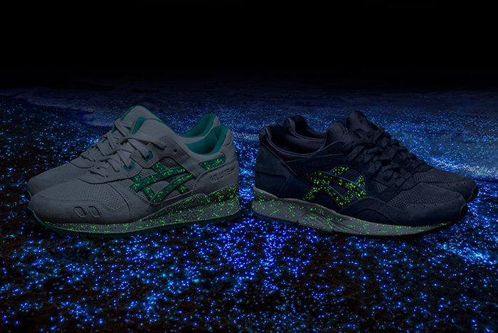 Asics Gel Lyte Maldives Pack Glow In The Dark5