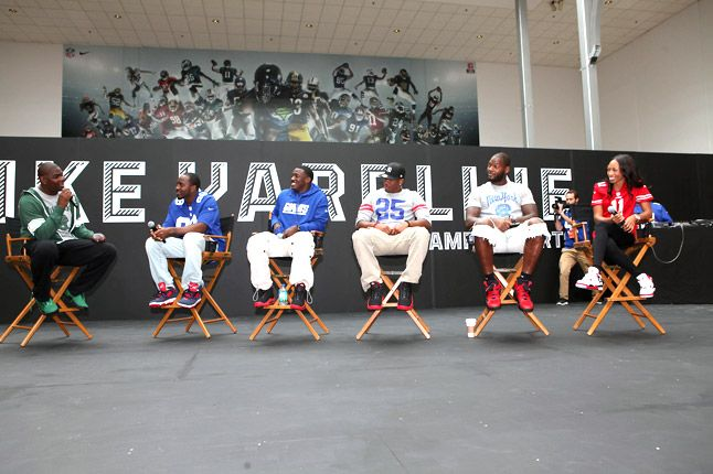 Nike Nfl Yardline At Champs Store Interview 1