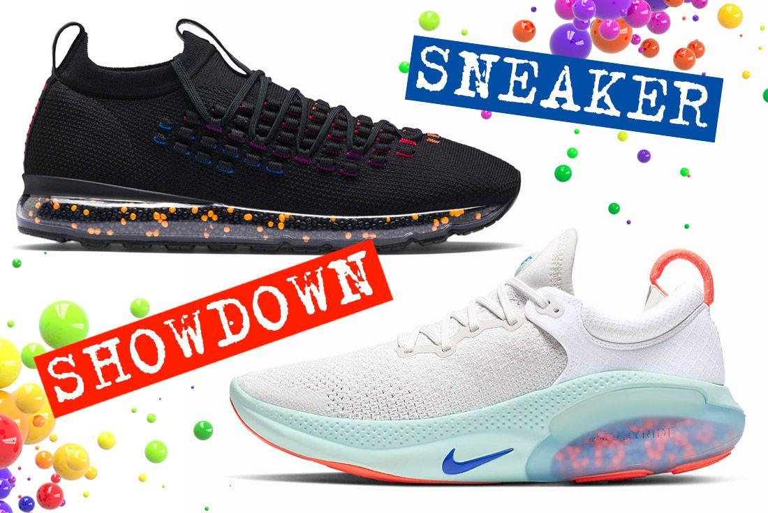 Sneaker Showdown Puma Jamming Vs Nike Joyride