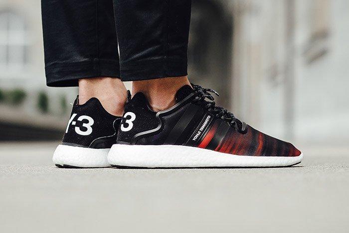 Adidas Y3 Yohji Yamamoto Boost Detaop 6